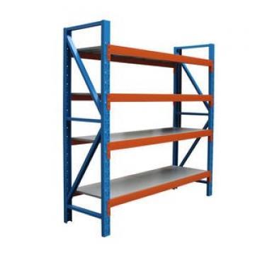 China Industrial Light Heavy Duty Warehouse Storage Pallet Boltless Rivet Angle Metal Steel Shelf