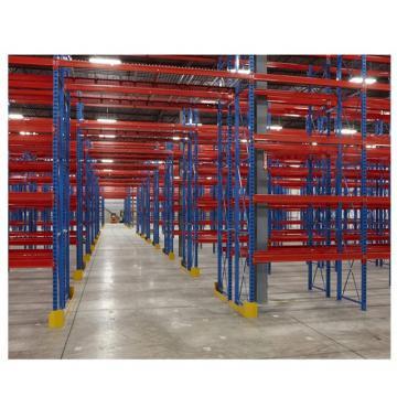 Industrial Warehouse Storage Selective Medium Duty Automatic Steel Rolling Shelf for Logistics Company