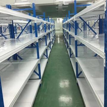 BSCI 4 Shelf Commercial Adjustable Steel Shelving Systems Storage Racks
